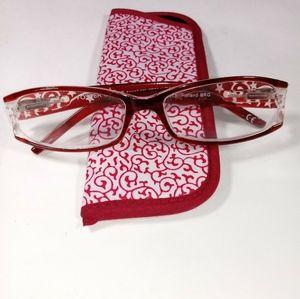 Foster Grant Holland BRG Reading Glasses +1.5